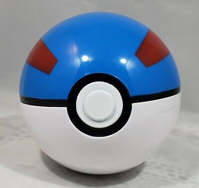 Pokemon Pokeball Cosplay Pop-up Great Ball Kids Toy Collectible Game Creative