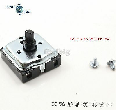 Turn Switch 3 Speed 4 Position Heater Blower Fan Oven up to 13A 120/250V