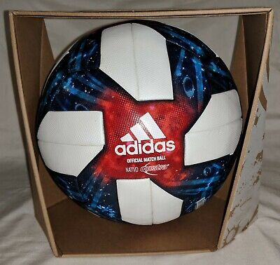 adidas Authentic  Match Ball MLS NATIVO QUESTRA Soccer Ball Size 5 DN8698