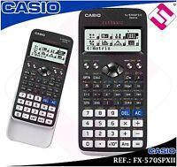 Calculadora Financiera Casio Fx-570spxii Universidad Tecnica Cientifica Original - casio - ebay.es