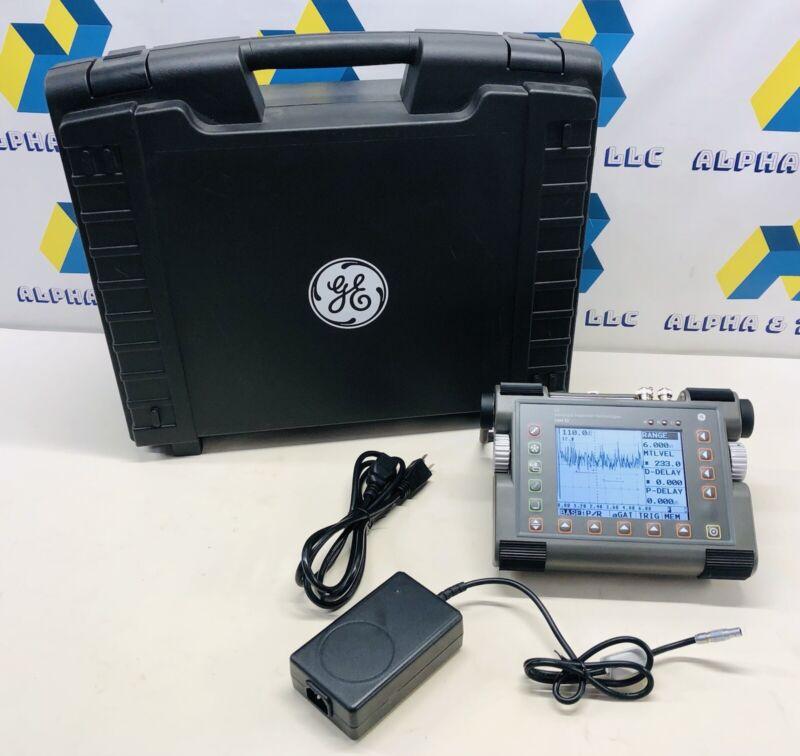 GE Inspection Krautkramer USM35X B BNC AWS Ultrasonic