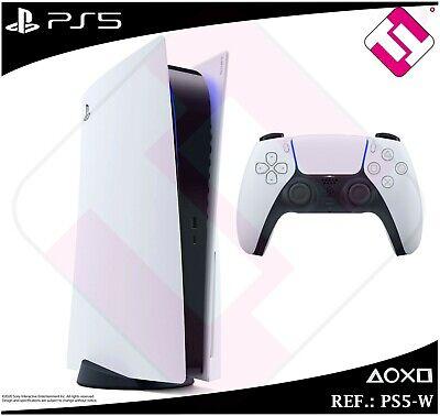 PS5 PLAYSTATION 5 VERSION DISCO DURO MANDO DUALSENSE SSD PRE VENTA SOLO SEGUIR