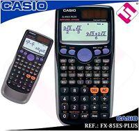 Calculadora Casio Tecnica Cientifica Fx-85es-plus 252 Funciones (original) - casio - ebay.es