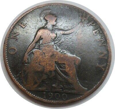 Großbritannien 1 Penny 1900 (1900 Penny)