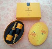 Champagne - Veuve Clicquot Ponsardin - Confezione Cappelliera Con 2 Bottiglie - veuve clicquot - ebay.it
