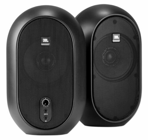 "JBL 1 Series 104 4.5"" Compact Powered Monitors - P"