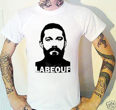Original Shia Labeouf Tribute T Shirt Transformers Fury Actor