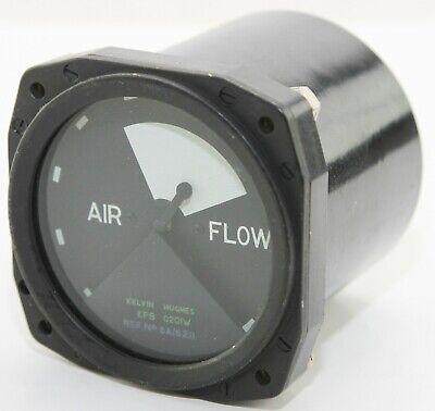 Mass air flow gauge for RAF aircraft (GB9)