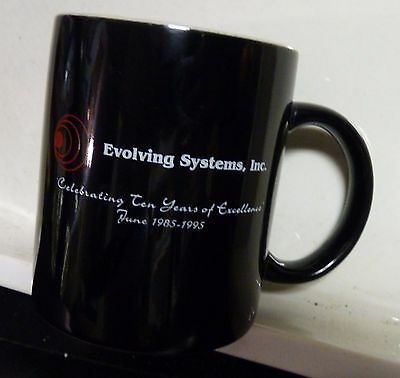 Evolving Systems Mug  Celebrating Ten Years Of Excellence
