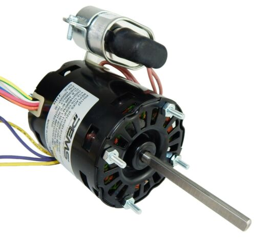 Evaporative Cooler Motor 1/12-1/20 hp 1550 RPM 1-Speed 115/208-230V # PD1127