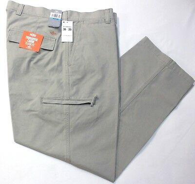 Dockers Crossover D3 Classic-Fit Flat-Front Cargo Pants - Vintage Khaki
