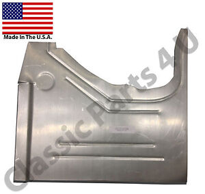 Left side front floor pan dodge plymouth 1949 50 51 52 new for 1950 chevy floor pans