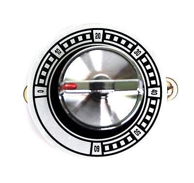 1pc 60 Minutes Mechanical Timer 63a 125250vac 68mm -1060 No Ring Taiwan