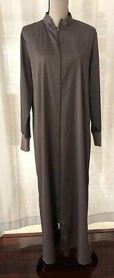 Modanaz Mink Colored Abaya Size 14