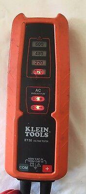 Klein Tools Et 50 Voltage Tester