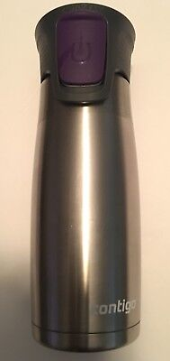 20oz Stainless Steel Travel Mug Cup Tumbler Thermos Insulated Coffe Hot Cold Red