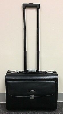New Multifunctional Rolling Briefcase