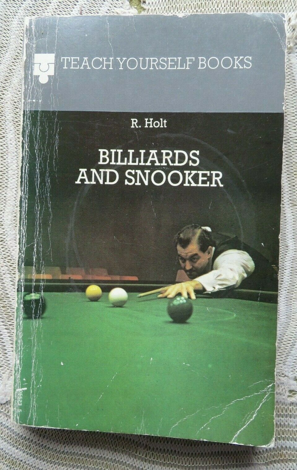 'Teach Yourself Books : Billiards and Snooker' by R.Holt