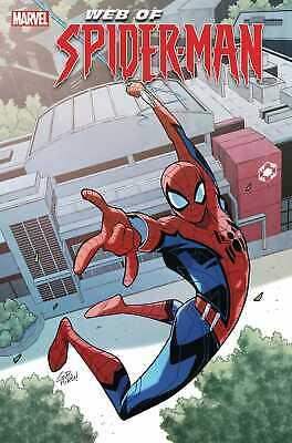 WEB OF SPIDER-MAN 2021 MARVEL 1 1st Appearance Brigade Keener NM - $19.95