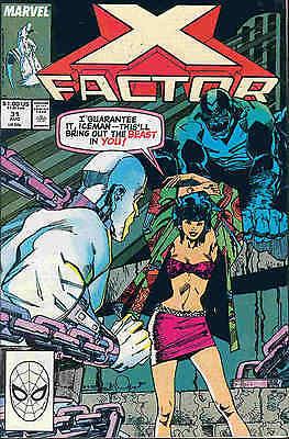 X-Factor # 31 (Walt Simonson) (USA, 1988)