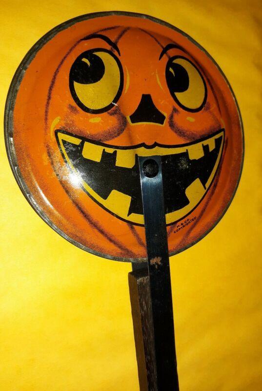 Halloween noise maker clacker M S Co