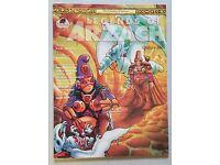 Legends Of Arzach Gallery Five Portfolio Tundra R J M Lofficier Moebius sealed