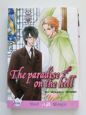 The Paradise on the Hill by Momoko Tenzen Yaoi Manga comprar usado  Enviando para Brazil