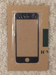 Black Front Glass Screen Replacement For Apple iPhone 5 5C 5S