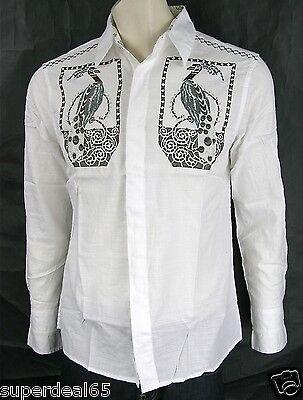 Jimi Hendrix by Rock N Roll Religion HEW12543 White Hendrix Shirt 100% Cotton
