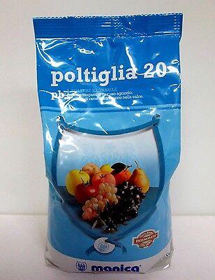 BORDOLESE POLTIGLIA  20 PB  KG.10 SOLFATO RAME ANTICRITTOGAMICO
