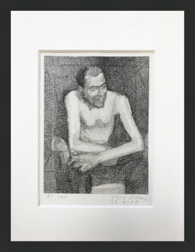 "Jacques Villon ""le Rire"" 1935 