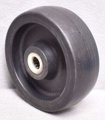 Fairbanks 6 Inch Diameter X 2 Inch Wide Polyolefin Caster Wheel