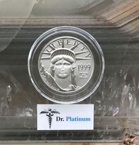 1999 Eagle, 1 oz 9995 Platinum Coin - DPPC1