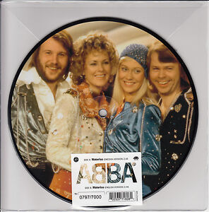 ABBA Waterloo UK 40th Ann 7