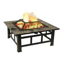 Outdoor Fire Pit Heater Multi-Function Table BBQ Grill Ice Bucket Perth Northern Midlands Preview