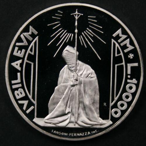 San Marino 2000 10000 Lire, Holy Year - Superb Gem Proof DCAM