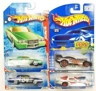Pontiac lot of 4 84 Pontiac Firebird Funny Car Pro Stock Firebird Hot Wheels 194