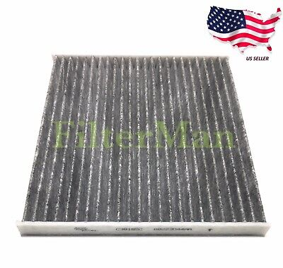 Carbonized Cabin Air Filter For Chrysler 200 15 17 Jeep Cherokee 14 17 C38185