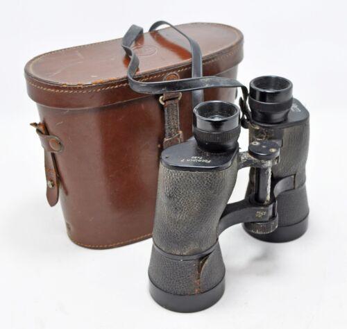 Vintage Kern Aarau Focalpin 7 7x50 Binoculars Rare SwissMade Mint With Condition