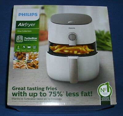 PHILIPS Airfryer Viva Collection HD9621 ~ TurboStar Rapid air technology ~ NEW!