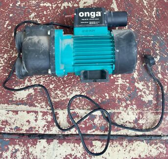 Onga balboa Spa bath pump 1HP