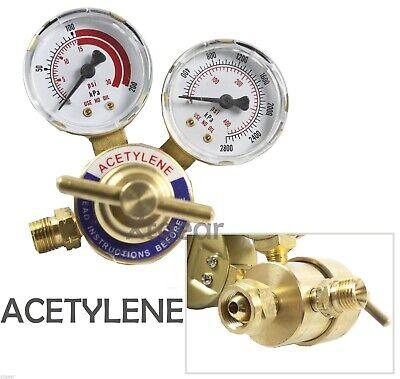 Welding Gas Welder Acetylene Regulator For Victor Torch Cutting Kits Cga 200