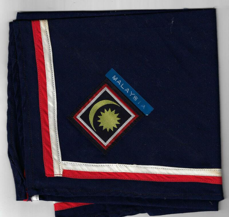 Scouting Malaysia Neckerchief [MX-3562]