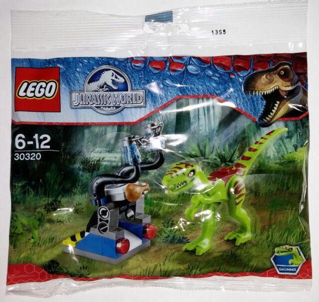 LEGO® Jurassic World 30320 Dino Gallimimus Trap Promo Neu & OVP limitiert new