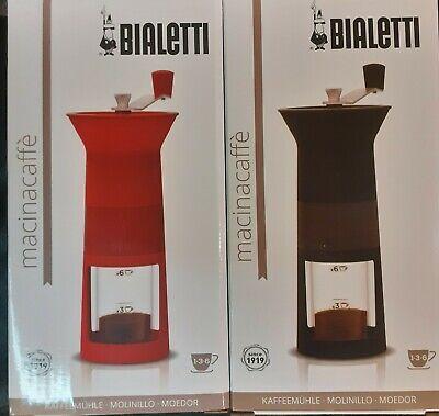 Bialetti Manual Coffee Grinder 1-6 Cups - Gorillaspoke Free Pp Ireland Uk