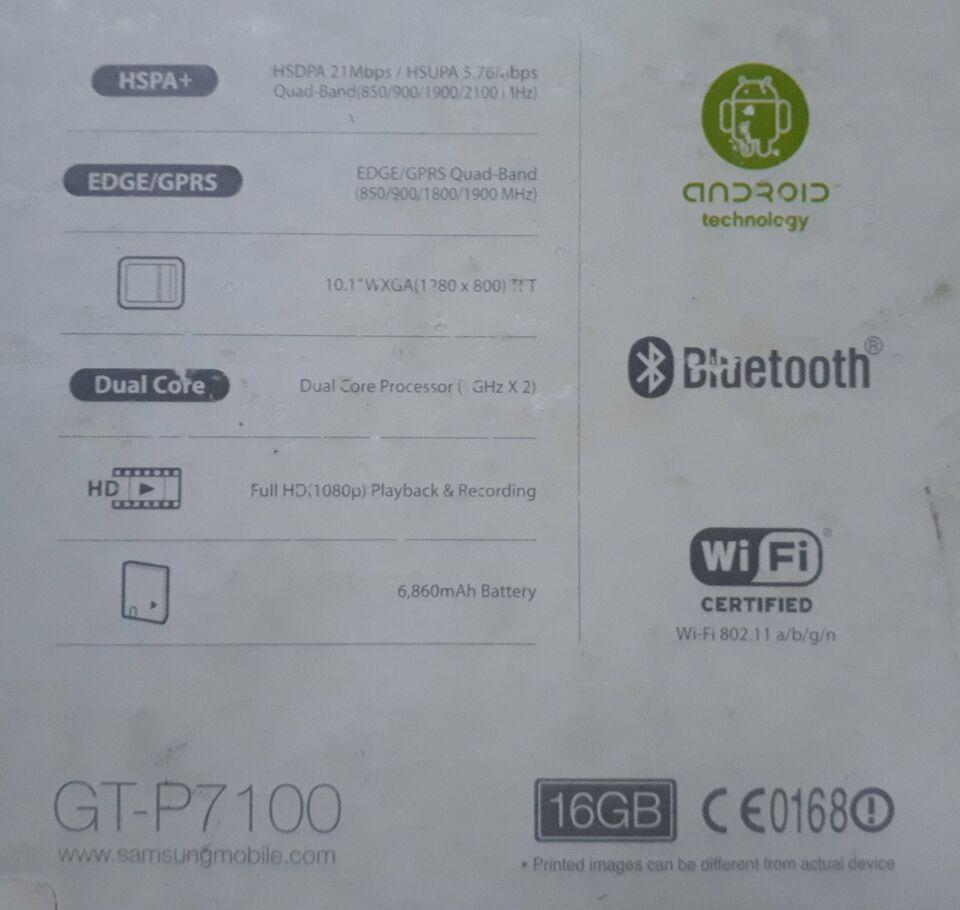 Samsung Galaxy Tab 10.1v in Nordrhein-Westfalen - Frechen