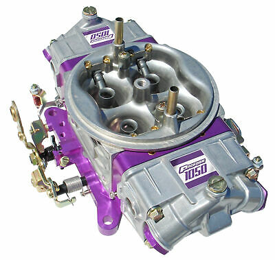 Proform 67209 Race Series 1050 CFM Mechanical Secondary Carburetor - Aluminum