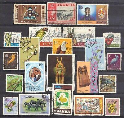 Uganda-small selection.