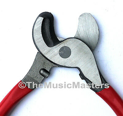 Heavy Duty Wire Cutter 0 4 8 10 Gauge Electrical Cable Cutting Hand Tool
