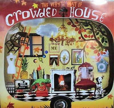 The Very Very Best of Crowded House NEW! CD, 19 TRACKS /SONGS,